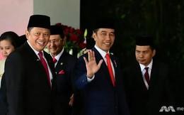 Tổng thống Indonesia nhậm chức nhiệm kỳ thứ hai