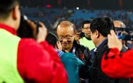 NÓNG: VFF ấn định ngày ký hợp đồng với thầy Park, không đặt chỉ tiêu vô địch SEA Games