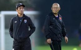 """Báo Hàn: HLV Nishino muốn biến thầy Park thành """"vật tế thần"""" để vững chân ở Thái Lan"""