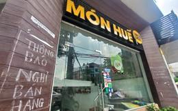 Cảnh hoang lạnh, đổ nát của loạt nhà hàng Món Huế, Phở Ông Hùng ở Hà Nội sau tin quỵt tiền