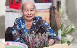 Triết lý sung sướng phụ nữ hiện đại nào cũng phải học từ cụ bà 81 tuổi bán hoa gói lá 70 năm ở góc chợ Đồng Xuân