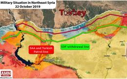 """CẬP NHẬT: Bước ngoặt lịch sử trên chiến trường Syria - Nga là """"bậc thầy"""" xử lý xung đột, Mỹ thất bại nặng nề"""