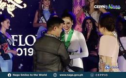 Giành huy chương đồng Người đẹp thân thiện, Hoàng Hạnh lọt top 5 Miss Earth 2019