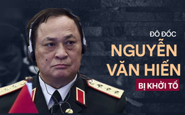 Những vi phạm rất nghiêm trọng của Đô đốc Nguyễn Văn Hiến vừa bị khởi tố