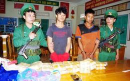 Cuộc chiến với các trùm ma túy ở đường biên đất Quảng