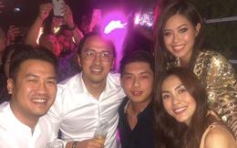 Hé lộ quan hệ của Tăng Thanh Hà với gia đình Louis Nguyễn qua hành động của em chồng