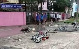 Hà Nội: Học sinh lớp 2 bị điện giật tử vong giờ ra chơi