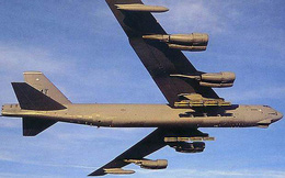 """Nga """"giật mình"""" khi pháo đài bay B-52 Mỹ áp sát bán đảo Crimea"""