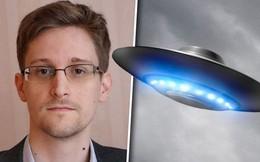 """""""Lục tung"""" kho dữ liệu mật của CIA, điệp viên Snowden tiết lộ bất ngờ về người ngoài hành tinh"""