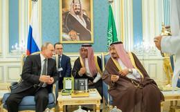 """Ả Rập Xê Út và UAE """"cạnh tranh"""" đón Tổng thống Putin: Ý nghĩa sâu xa đằng sau màn đón tiếp linh đình là gì?"""