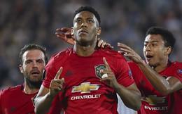 Nhọc nhằn vượt ải nhờ quả penalty, Man United xây chắc ngôi đầu bảng
