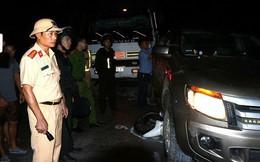 Chặn chiếc xe bán tải nghi vấn, cảnh sát phát hiện cả lô ma túy dưới ghế