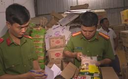 Bắt đối tượng buôn bán hơn 11 tấn hạt nêm Knorr và bột ngọt giả