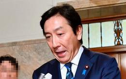 Gửi tiền phúng cử tri, bộ trưởng Nhật mất chức