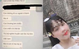Tin nhắn cuối cùng của cô gái Việt nghi tử nạn trên xe tải ở Anh: Con chết vì không thở được. Con xin lỗi mẹ, mẹ ơi