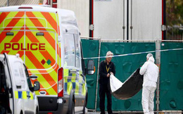 Cảnh sát Anh chuẩn bị khám nghiệm tử thi vụ 39 người chết trong xe tải, kêu gọi không đồn đoán về quốc tịch các nạn nhân