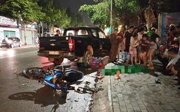 Cô gái ngã quỵ khi chứng kiến cảnh em trai tử vong sau tai nạn
