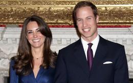 Hé lộ khung cảnh thần tiên nơi Hoàng tử William cầu hôn Công nương Kate