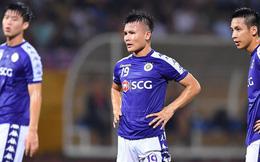 Sau hành trình lịch sử, Hà Nội phải nhận tin đáng buồn ở sân chơi châu lục