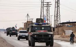 Nga tăng cường xe bọc thép hỗ trợ lực lượng quân cảnh tại Syria