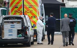 Cảnh sát châu Âu nhập cuộc điều tra vụ 39 thi thể trong container