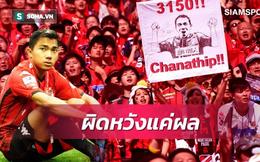 """""""Messi Thái"""" thua nghẹt thở trên chấm luân lưu ở trận chung kết lịch sử"""