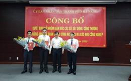 Đà Nẵng bổ nhiệm nhiều Giám đốc Sở mới