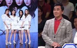 """Mây Trắng bất ngờ tái hợp sau 12 năm, MC Quyền Linh: """"Yến Trang hồi đó nổi hơn tôi"""""""
