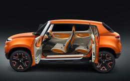 Hình ảnh thực tế bên trong chiếc ô tô siêu rẻ, giá chỉ 120 triệu đồng