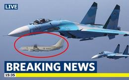 """Dân buôn Trung Quốc """"to gan"""" săn lùng phụ tùng tiêm kích Su-27: FSB giăng bẫy """"hốt trọn ổ""""?"""