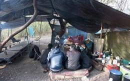 Bên trong khu trại tạm bợ của nhóm người Việt chờ vượt biên sang Anh: 'Sợ hãi, không muốn chết' nhưng khó quay đầu