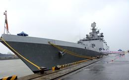 Tàu Hải quân Ấn Độ thăm hữu nghị thành phố Đà Nẵng