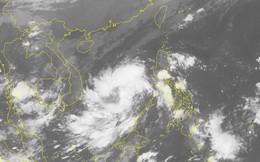 Áp thấp nhiệt đới mạnh lên thành bão sẽ đổ bộ vào đất liền chiều tối 30/10