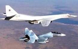 Infographic: Máy bay ném bom chiến lược Tu-160 của LB Nga
