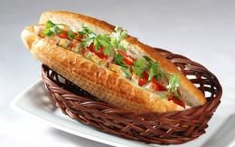 Siêu bánh mì Việt Nam mê hoặc cả thế giới