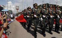 Rộ tin Quân giải phóng Trung Quốc tăng gấp đôi binh lực tại Hồng Kông