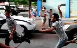 Mâu thuẫn lúc hát karaoke, 2 thanh niên quê Cà Mau bị chém thương vong