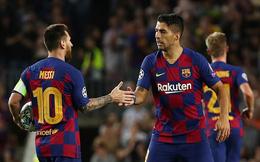 Messi, Luis Suarez chói sáng bằng khoảnh khắc thiên tài, Barca lội ngược dòng ngoạn mục