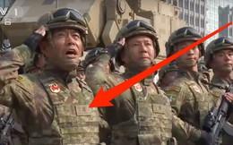 Dấu hiệu này trên quân trang hé lộ cách kiểm soát quân đội chặt chẽ của chính quyền Trung Quốc
