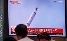 Chưa tái đàm phán với Mỹ, Triều Tiên bắn thử tên lửa đạn đạo Pukguksong?
