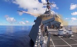 Mỹ phóng tên lửa có thể tiêu diệt bất cứ tàu chiến nào của Trung Quốc trên Biển Đông