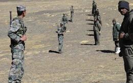 Ấn Độ đẩy nhanh xây dựng tuyến đường dọc biên giới giáp Trung Quốc