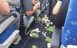 """Bamboo Airways nói về thông tin """"tiếp viên bắn lên tận nóc, thức   ăn, cà phê tắm hết vào người"""""""