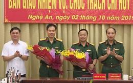 Điều động, bổ nhiệm nhân sự Quân đội, VKSNDTC