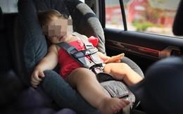 Bé gái 4 tháng tuổi chết ngạt trong xe hơi vì bị bỏ quên