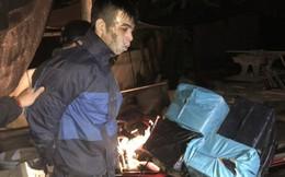 Nam thanh niên chở gần 100 kg pháo lậu bị bắt giữ