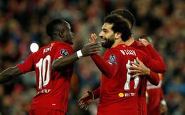 """Liverpool thắng nghẹt thở giữa """"mưa gôn"""" dù dẫn trước tới 3 bàn"""