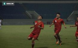 KẾT THÚC U21 Việt Nam 4-1 Đại học Hanyang: Mưa bàn thắng trong cơn bão của chủ nhà