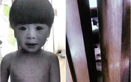 """Mẹ là """"fan ruột"""" của phim kinh dị, con trai 2 tuổi hóa nhân vật rùng rợn khiến tất cả hoảng sợ"""