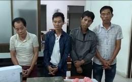 3 anh em ruột cầm đầu đường dây ma túy lớn, cầm hung khí chống trả khi bị bắt ở Sài Gòn